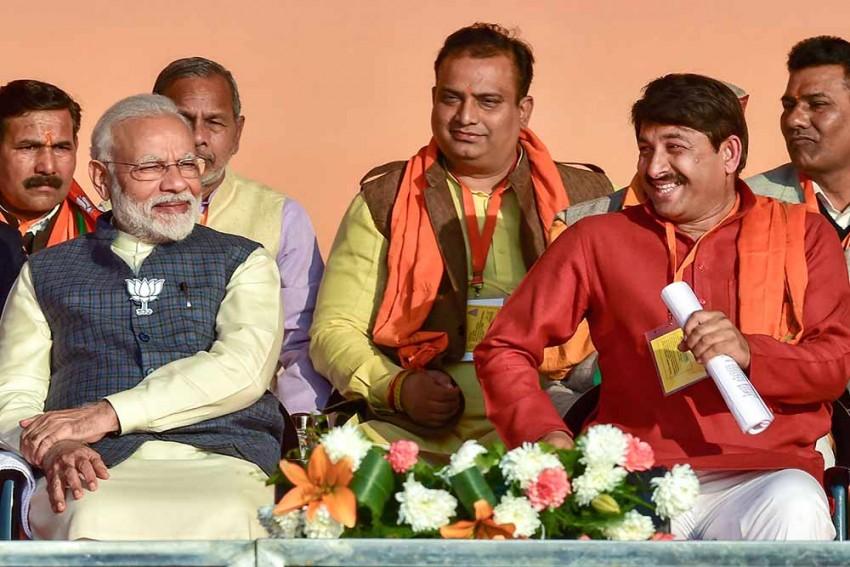 Why Delhi Setback Won't Tone Down BJP's Hindutva Pitch