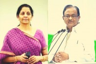 'More Sarcasm Than Content': Nirmala Sitharaman Slams P. Chidambaram Over Budget 2020 Debate