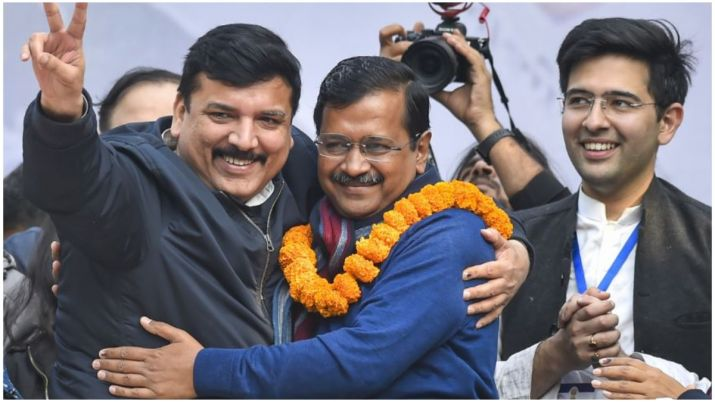 Arvind Kejriwal To Take Oath As Delhi CM On February 16 At Ramlila Maidan