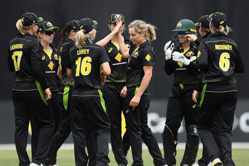 Women's Cricket: Australia Defeat India By 11 Runs To Win Tri-Series