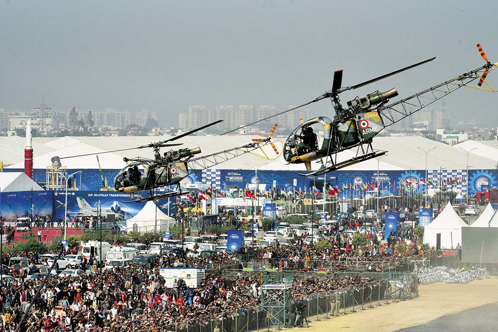 'Make In India' Making A Difference In Defence Sector