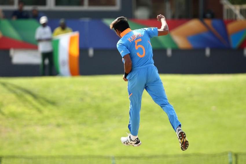 India Under-19 Pacer Kartik Tyagi Has A 'Bright Future', Says Former Pakistan Cricketer Sohail Tanvir