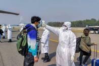 Coronavirus: Two More Passengers Test Positive During Thermal Screening In Kolkata Airport