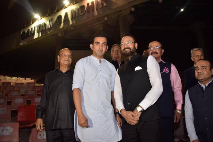 BJP Will Be Keeping An Eye On AAP, Hope Arvind Kejriwal Continues To Offer Frebies: Gautam Gambhir