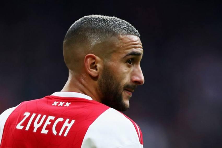 Ajax Confirm Hakim Ziyech's Departure To Chelsea