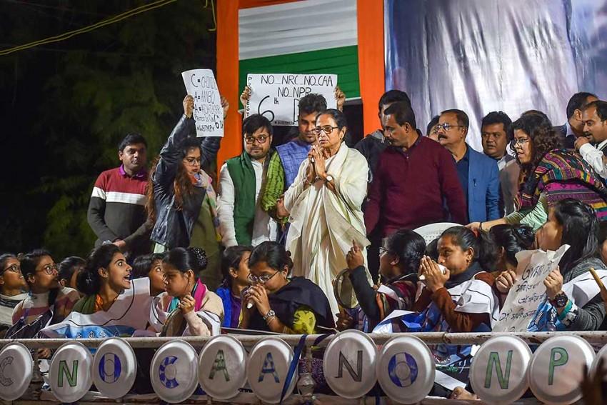 Mamata Banerjee's Name Missing From Invitation To Kolkata Metro Corridor Inauguration