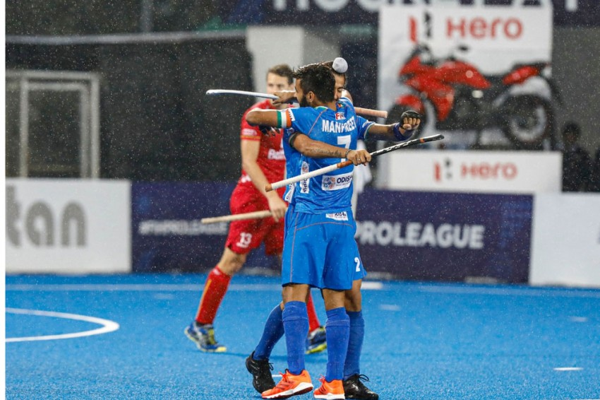2019 FIH Men's Player Of The Year: Manpreet Singh Makes History
