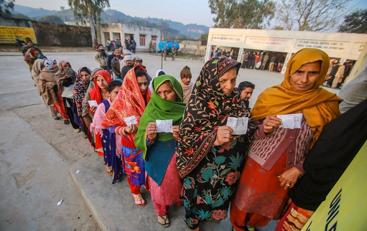 Jammu And Kashmir Panchayat Bypolls To Be Held In March