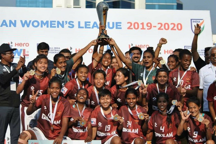 Indian Women's League: Gokulam Kerala Crowned New Champions After Thrilling Finale Against KRYPHSA