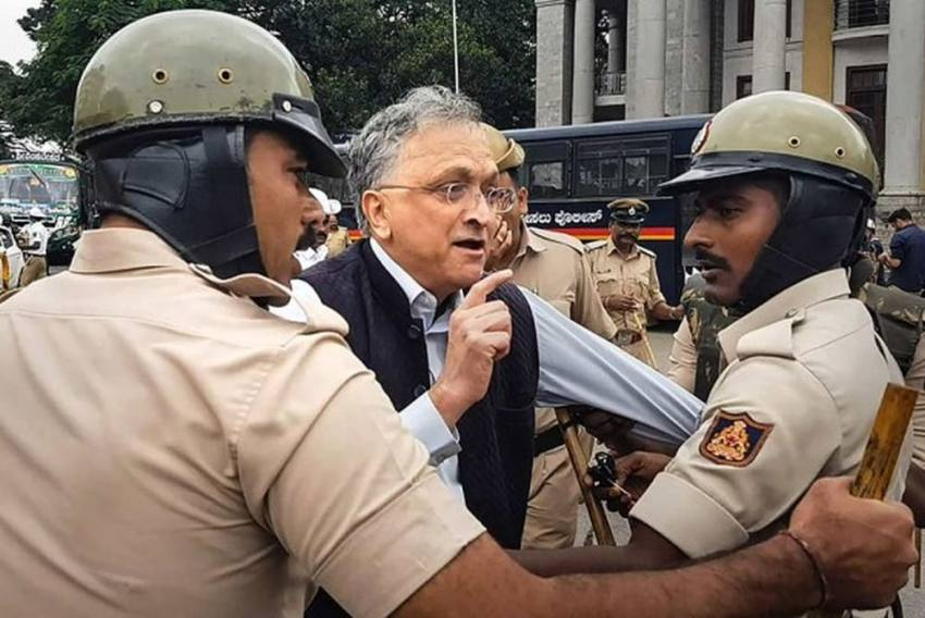 Section 144 Imposed By Bengaluru Police On Dec 18 Was Illegal: Karnataka HC