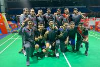 Indian Men Beat Thailand To Enter Badminton Asia Team Championships Semi-Final