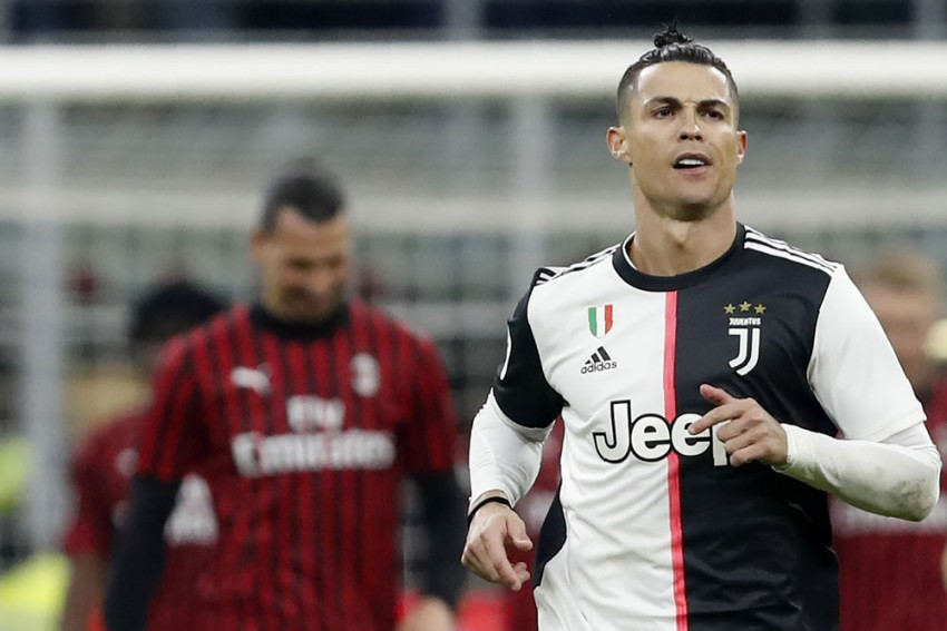 AC Milan Vs Juventus: Stefano Pioli Angered By Late Cristiano Ronaldo Penalty But Proud Of Rossoneri