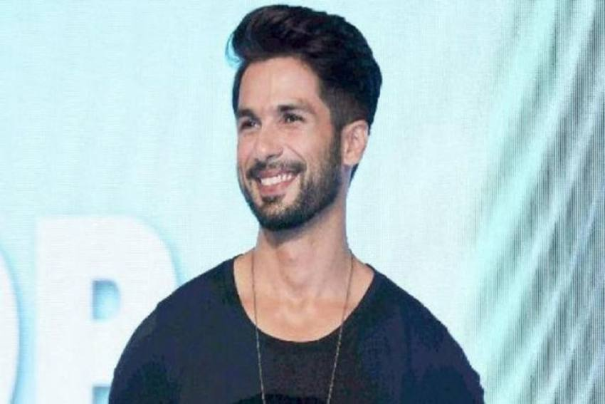 Shahid Kapoor To Play An Army Man In His Next After Jersey Remake