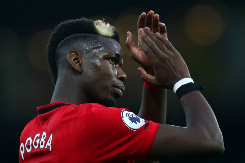 Manchester United Star Paul Pogba Open To Juventus Return – Mino Raiola
