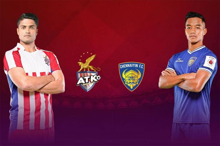 ISL: With An Eye On AFC Champions League Berth, ATK Host Chennaiyin FC