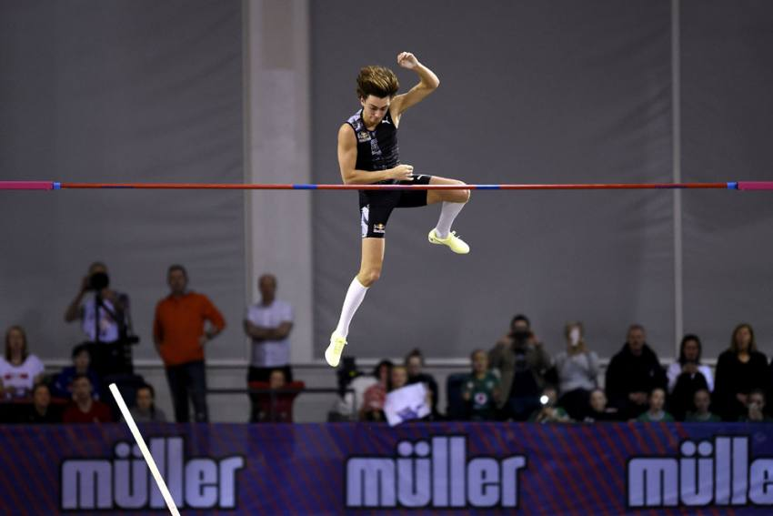 Armand Duplantis Breaks World Pole Vault Record For Second Time In A Week