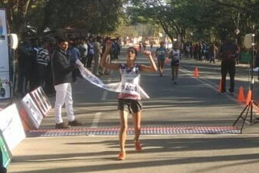 Bhawana Jat Qualifies For 2020 Tokyo Olympics In 20km Race Walk - Have You Heard Of Her?
