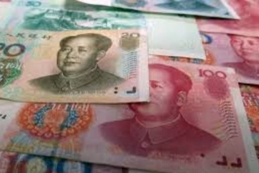China Disinfects, Locks Away Banknotes To Stop Coronavirus Spread