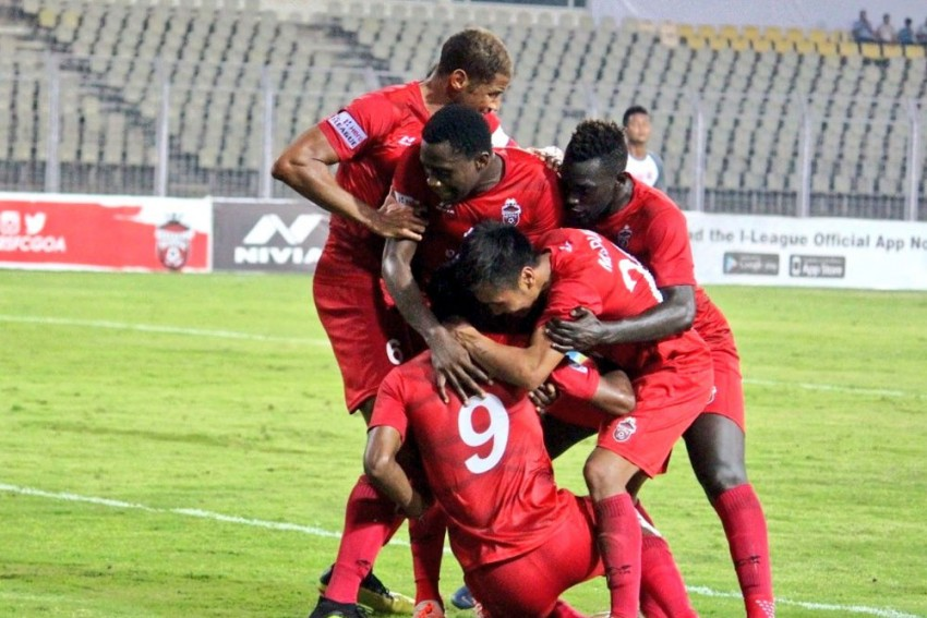 I-League: Churchill Brothers Claim Dramatic Stoppage-Time Win Over Aizawl FC