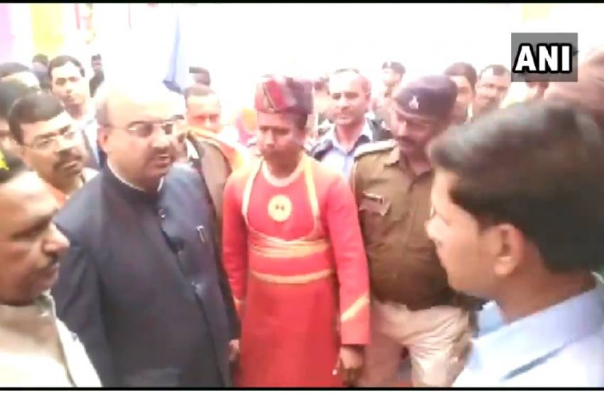 'Suspend Him': Bihar Health Minister After Police Officer Fails To Recognise Him