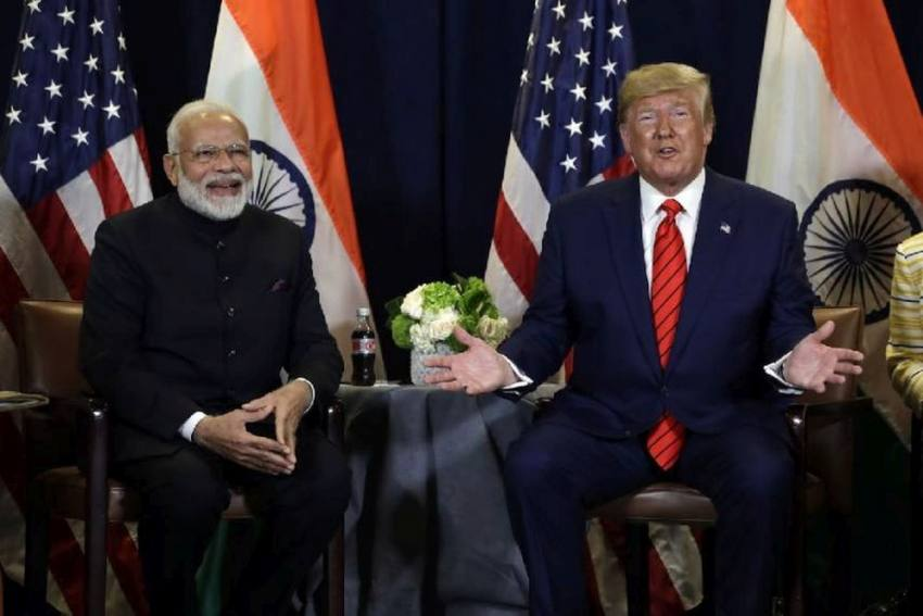 'It's An Honor To Be Ranked No.1 By Facebook, And PM Modi No.2': Donald Trump