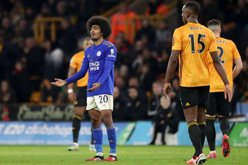 Wolverhampton Wanderers 0-0 Leicester City: Willy Boly Header Ruled Out By VAR In Stalemate