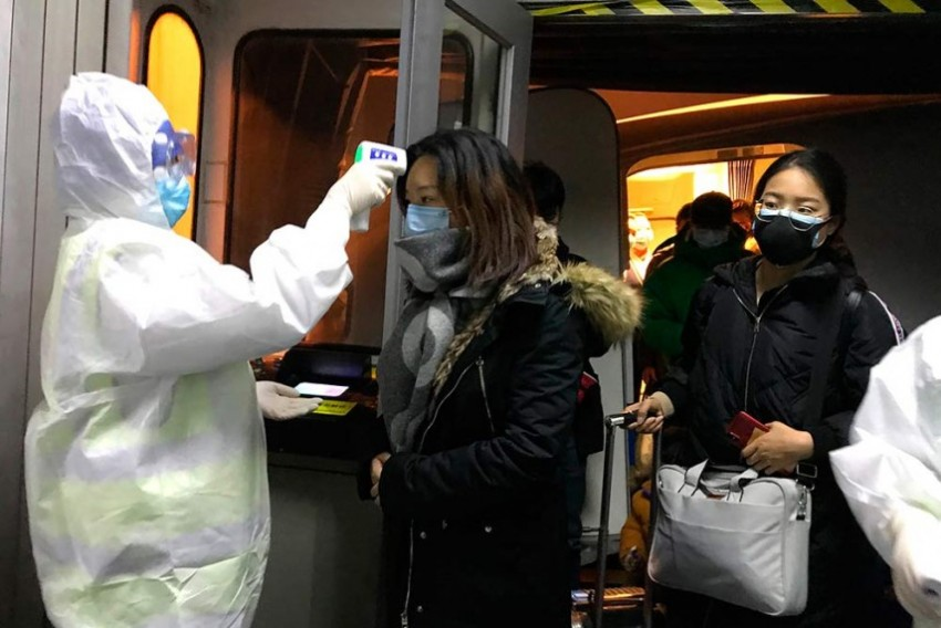 Coronavirus: No. Of Infected Indians Rises To 5 On Quarantined Ship Off Japan's Coast