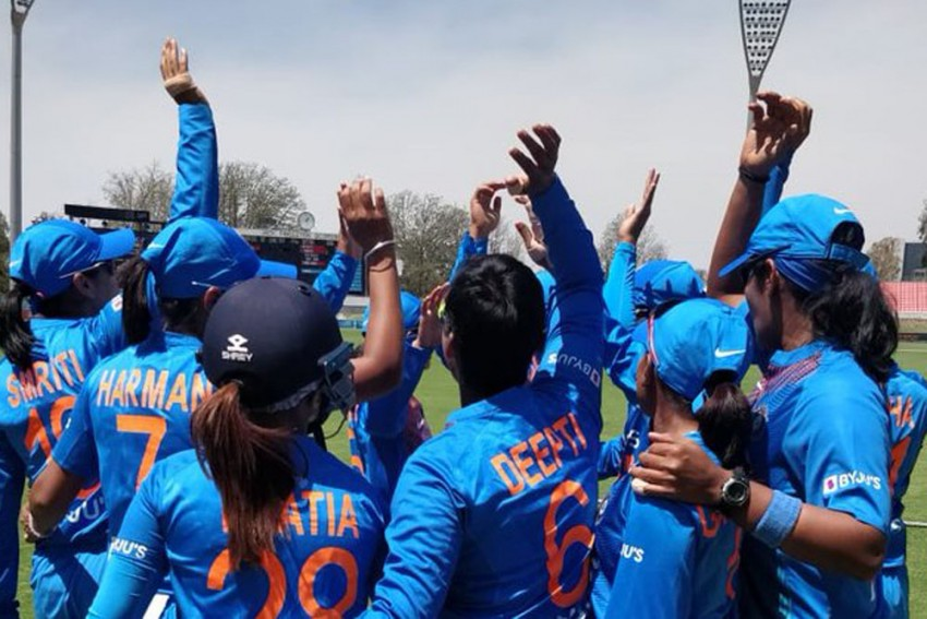 ICC Women's Cricket T20 World Cup: India's Warm-Up Game Against Pakistan Washed Out