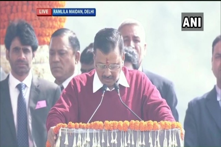 With Focus On 'Guarantee Card', <em>'Delhi Ka Beta'</em> Returns As CM For Third Time