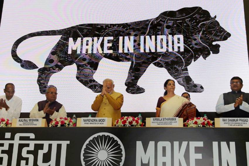 'Make In India', PM Modi's Flagship Programme, Has Failed To Deliver And Numbers Show