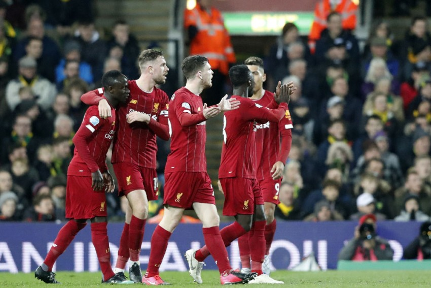 EPL | Norwich City 0-1 Liverpool: Reds' March On Thanks To Magnificent Sadio Mane