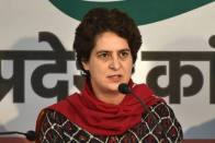 'Home Minister, Police Lied That Students Weren't Beaten In Library': Priyanka On Jamia Video
