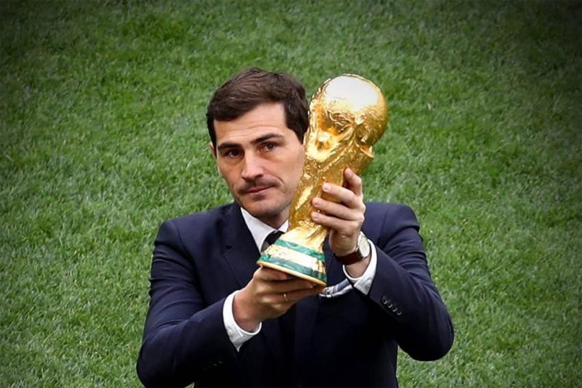 Iker Casillas To Run For President Of Spanish Football Federation