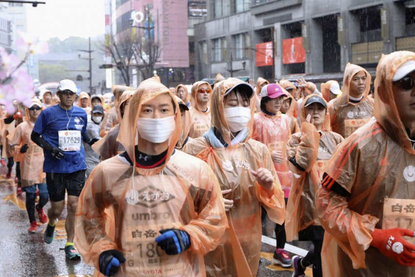Coronavirus Outbreak: Organisers Cancel Tokyo Marathon For 38,000 Runners As Japan Enters 'New Phase'