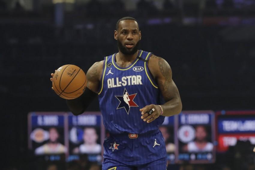 LeBron James Surpasses Kobe Bryant In NBA All-Star Milestone