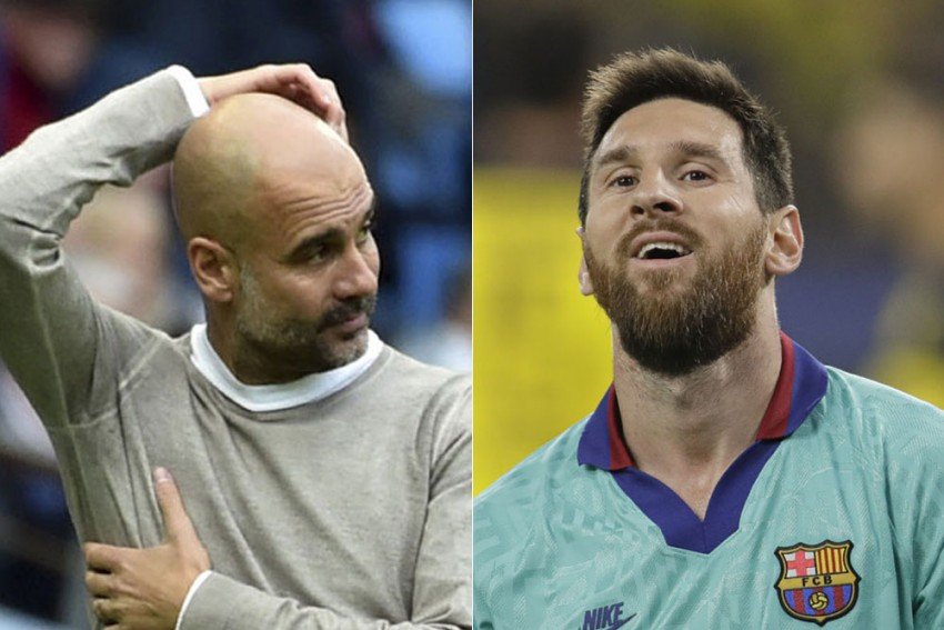 Barcelona Deny Hiring Company To 'Damage The Image' Of Lionel Messi, Pep Guardiola And Others