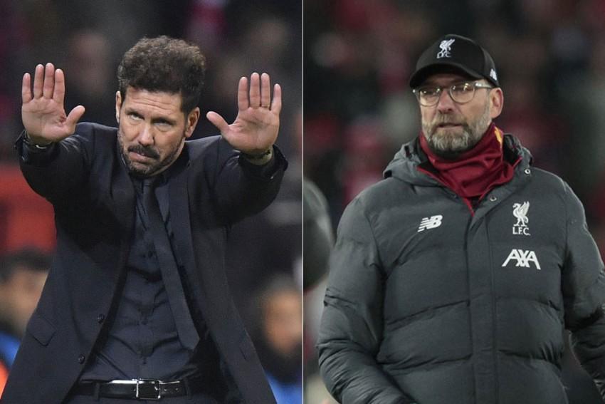 UEFA Champions League: Stuttering Atletico Madrid Seek Old Habits To Upset Liverpool