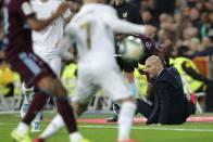 La Liga | Real Madrid 2-2 Celta Vigo: Late Santi Mina Leveller Denies Los Blancos