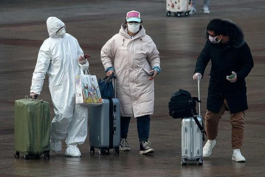14 Test Positive For Coronavirus Among US Plane Evacuees From Japanese Ship