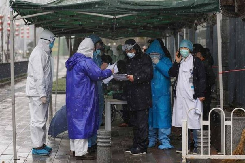 China Coronavirus: Death Toll Nears 1,900, More Than 11,000 In Severe Condition
