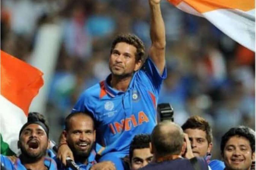 Sachin Tendulkar Wins Best Laureus Sporting Moment