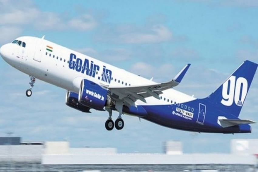 Hit By Bird, GoAir Plane's Engine Catches Fire During Take-Off At Ahmedabad Airport