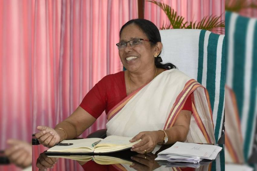 Kerala To Be Coronavirus-Free By March First Week: Health Minister K K Shailaja