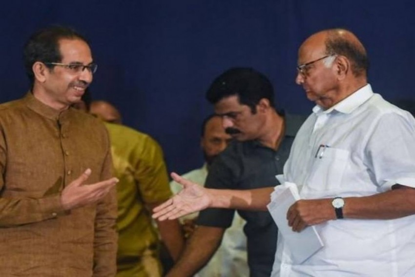 Signs Of Cracks In Maharashtra Alliance Over CAA, NPR; Pawar Says 'Will Try To Convince Thackeray'