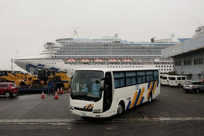 Coronavirus Outbreak: Passengers Leave Japan Virus Ship As China Toll Crosses 2,000