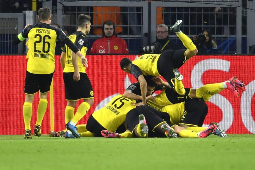 Champions League: Borussia Dortmund 2-1 Paris Saint-Germain: Erling Haaland Brace Stuns Returning Thomas Tuchel