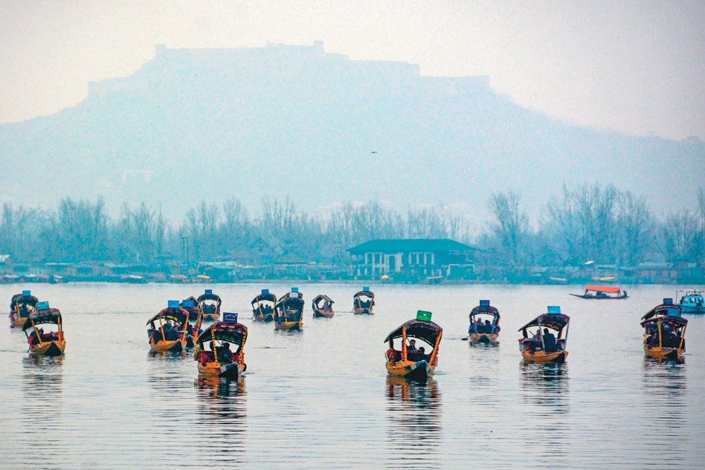 Kashmir Is 'Beautiful', But Not Conducive For Foreign Investment, Say Envoys After Visit