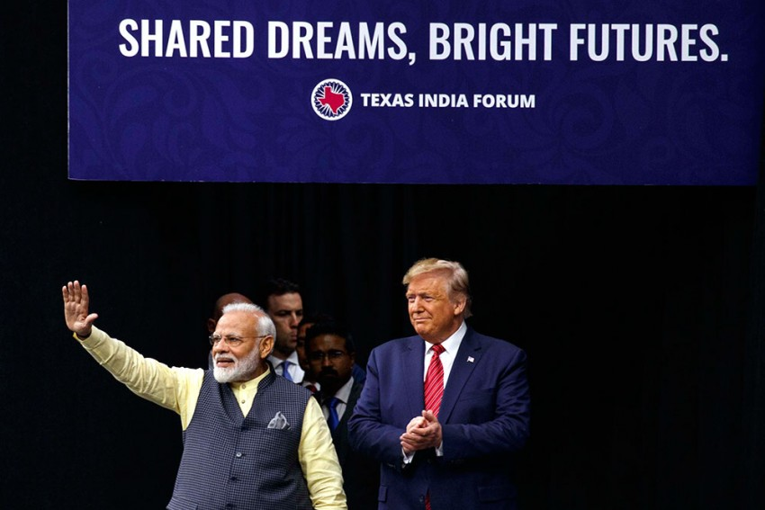 'Namaste Trump Event In Ahmedabad Will Be Similar To Howdy, Modi': India