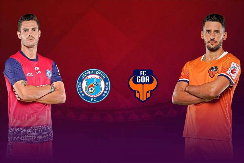 Jamshedpur FC Vs FC Goa Live Streaming: When And Where To Watch Indian Super League Football Match
