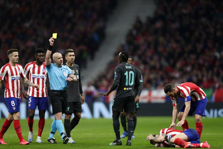 I Was Afraid Their Players Would Go Down Every Time He Breathed! – Jurgen Klopp Hits Out At Atletico's Treatment Of Sadio Mane